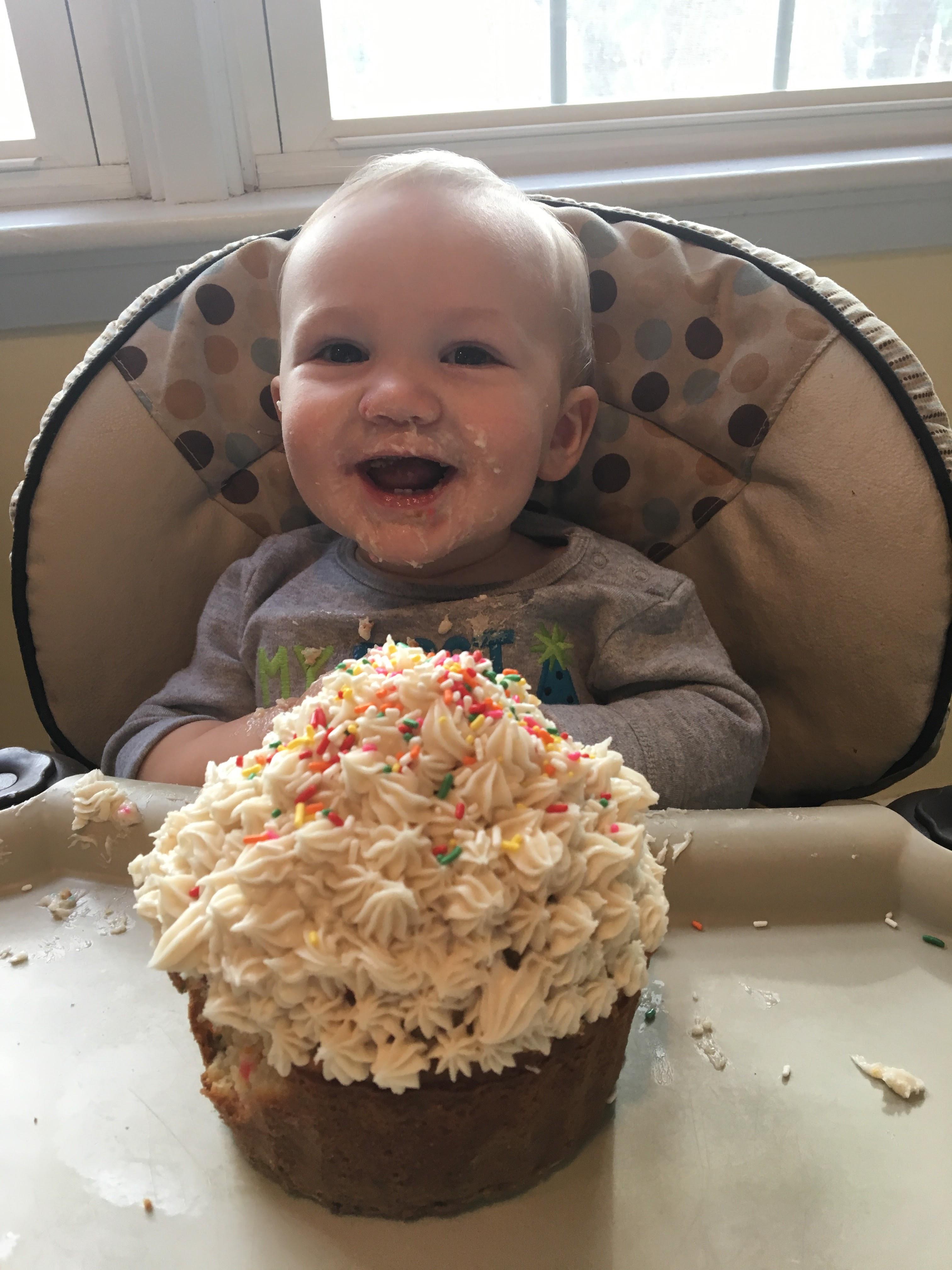 yay - cake!